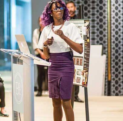 2016 runner-up, Design Showdown event