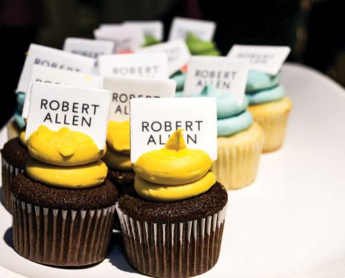Robert Allen, Design Showdown event sponsor
