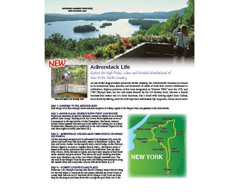 AdLife, Country Travel Discoveries