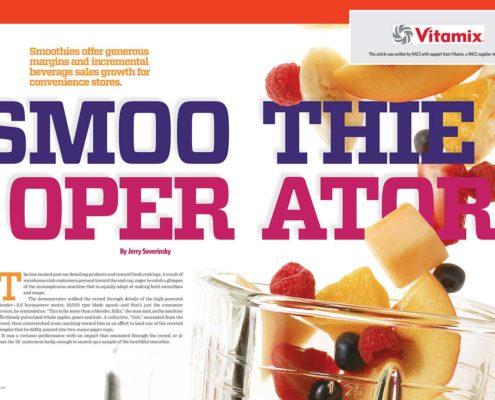 Vitamix branded content